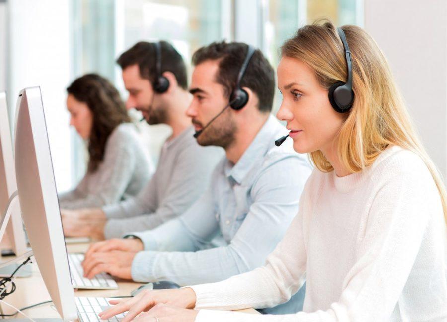 Missions d'une permanence téléphonique externalisée
